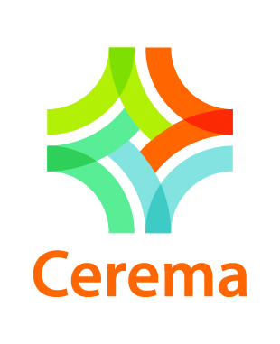 Cerema logo vertical